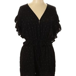 Starry Black H&M Romper